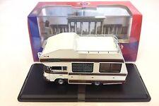 Barkas B1000 1973 - White Wohnmobil CAMPER 1:43 IXO IST DIECAST MODEL CAR IST297