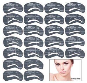 24-teiliges-Augenbrauen-Schablonen-Komplett-Set-MAGICAL-EYEBROSTYLE
