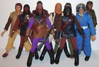 1970's Original Mego Planet Of The Apes POTA LOT Ursus Urko Heads Clothes Boots