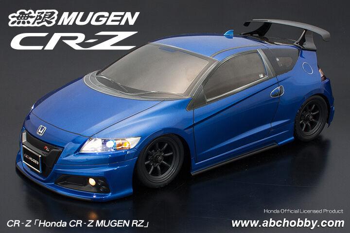ABC-HOBBY 66323 1  10m HONDA CR-Z Mugen RZ  sconto prezzo basso