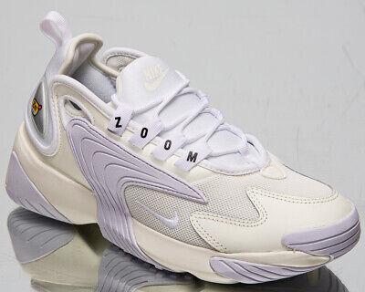 Nike Zoom 2K Donna Vela Bianco Nero Casual Lifestyle Scarpe da Tennis | eBay