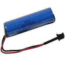HQRP Batería de litio para Mitsubishi M70 ER6V Controlador lógico programable