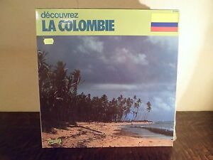 LP-12-034-LA-COLOMBIE-LOS-MACONDOS-OTTO-PALMA-MINT-NEW-BARCLAY-80-644-FRANCE