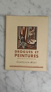 Album Arte - Medecines E Peintures - N°32 - Chapelain Midy