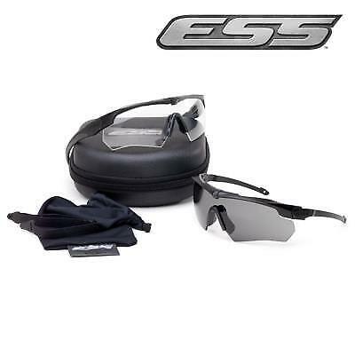 Coffret de 2x paires de lunettes écrans ESS Crossbow - projoection ballistique