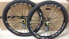 Mavic crossmax XL disc mountain bike bicycle wheel wheelset 650B with tires new