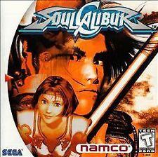 Soul Calibur (Sega Dreamcast Game, 1999) Complete