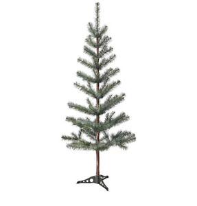 Künstlicher Tannenbaum Ikea.Details Zu Ikea Weihnachtsbaum 140cm Mit Fuß Ständer Christbaum Tannenbaum Künstlich