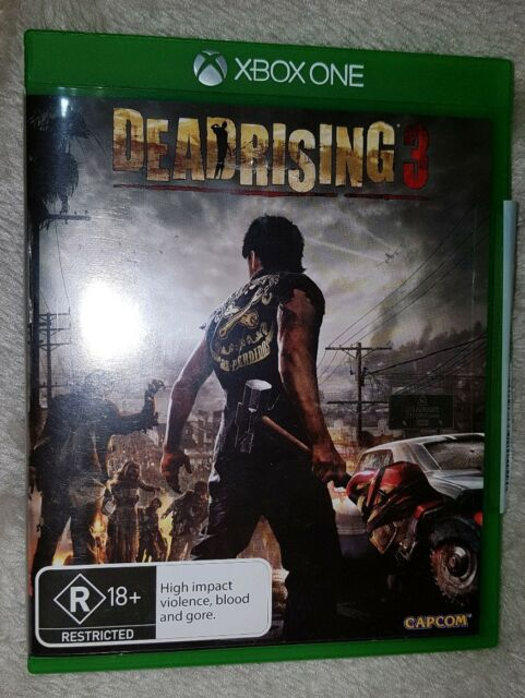 Dead Rising 3 (Microsoft Xbox One, 2013) Free Postage