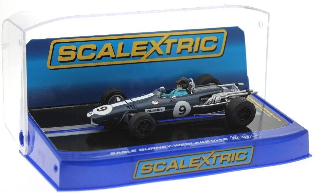 Scalextric 3429 Eagle Weslake    Perfekte Verarbeitung
