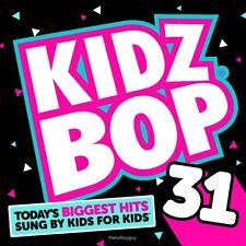 Kidz Bop 31 by Kidz Bop Kids (CD, Jan-2016, Razor & Tie)