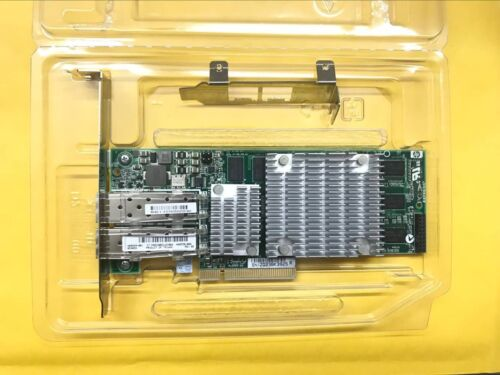 HP NC522SFP Dual Port 8lane PCI-e 10GbE  468349-001 Server Adapter
