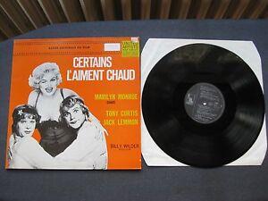 disque-33-tours-certains-l-039-aiment-chaud-Marilyn-Moneroe-Tony-Curtis-Jack-Lem