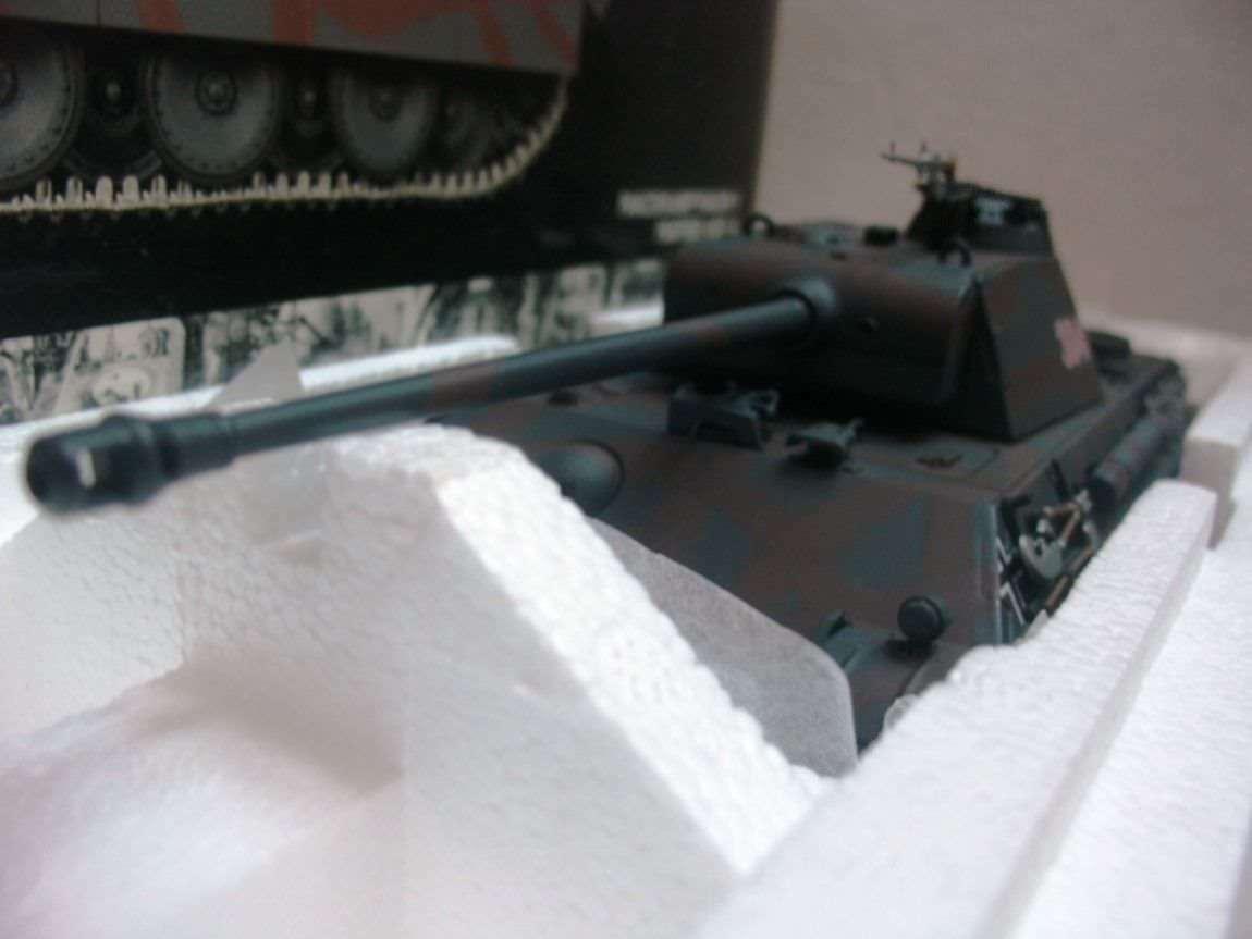 Wow extremadonnate raro Panther G2 11.SS ABT kjølner BERLIN 1945 Nuevo Y En Caja - 1 35 Minichamps