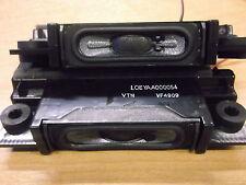 Loeyaa000054 Coppia di altoparlanti da PANASONIC tx-50a400b TV LCD TV