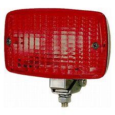 Rear Fog Light: Rear Fog Lamp with Red Lens | HELLA 2NE 002 985-001