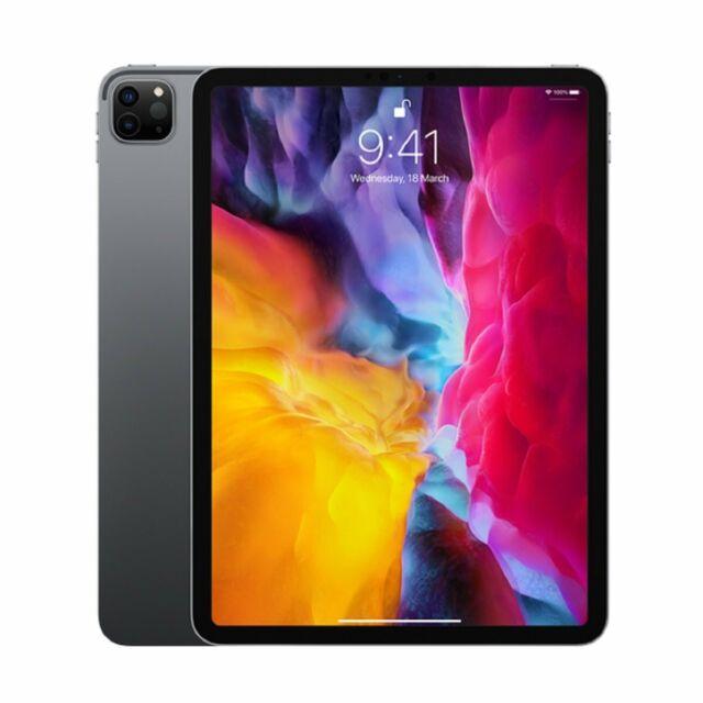 Apple 11-inch iPad Pro 2020 Wi-Fi 256Go - Gris sidéral