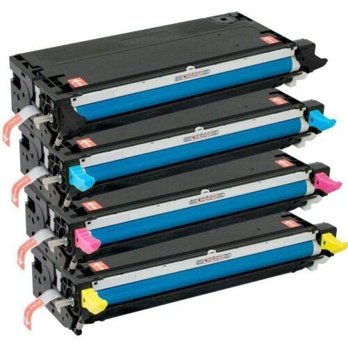 4 HY Toner Cartridge 310-8395 8397 8399 8410 For Dell 3110CN C3115CN Printer