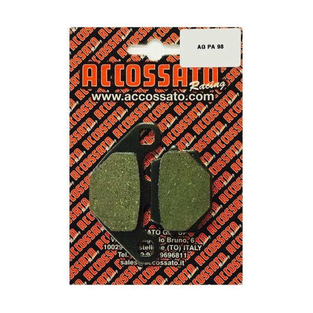 Pastilla de Freno Post Accossato Kawasaki > KLR 650 A1-A19, A6F-A7F (1987-2007)