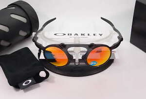 67ed06d8030 NEW OAKLEY X-Metal Madman - Dark Carbon w  Ruby Iridium Polarized ...