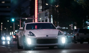 2018 Nissan 370z (Enthusiast/Base)