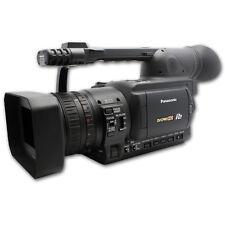 Panasonic hpx 200, panasonic hpx 200 p2 camcorder.