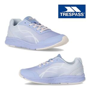 Trespass-Womens-Running-Trainers-Gym-Fitness-Shoes-Lace-Up-Ladies-Size-4-8