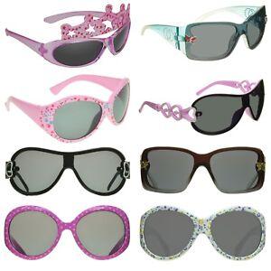 4b017c6edc Image is loading 8-STYLES-Kids-Girls-Sunglasses-Flower-Crown-Butterfly-