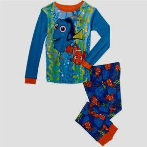 Boys//Girls Pyjamas Disney Dory Finding Nemo Short