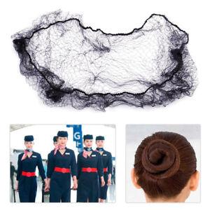 Frauen-elastisches Glitter-Haar-Seil-Gummi-Tanzen-Brötchen-Scrunchie-Haar-B Z5T1