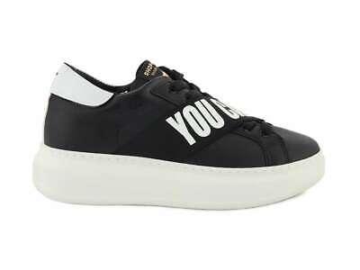 Sneakers donna Tropez X con tallone a contrasto