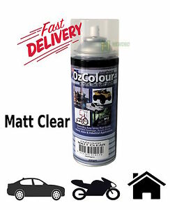 matt clear paint spray 300gm pack can touch up acrlic. Black Bedroom Furniture Sets. Home Design Ideas