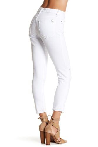 Størrelse Udgivet 25 Lige Jeans Hem Kvinder Jean Azami Leg Joe's wSqa4x