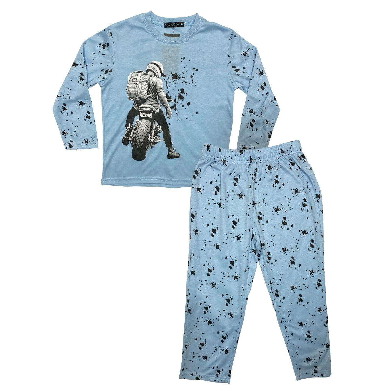 5T NWT  BoxL Boys Hot Wheels Cars 2 Piece Pajama Set Tee /& Long Pant Pj/'s 2T