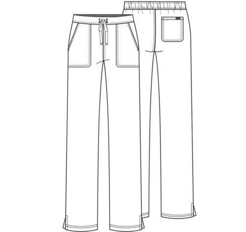 Navy Cherokee Scrubs Workwear Revolution Drawstring Pant WW005 NAV
