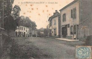 La-CHAPELLE-sous-DUN-grande-rue