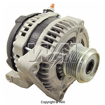 2007-2001 3.3L 3.8L DENSO  ALTERNATOR 140 AMP 13871 DODGE CARAVAN