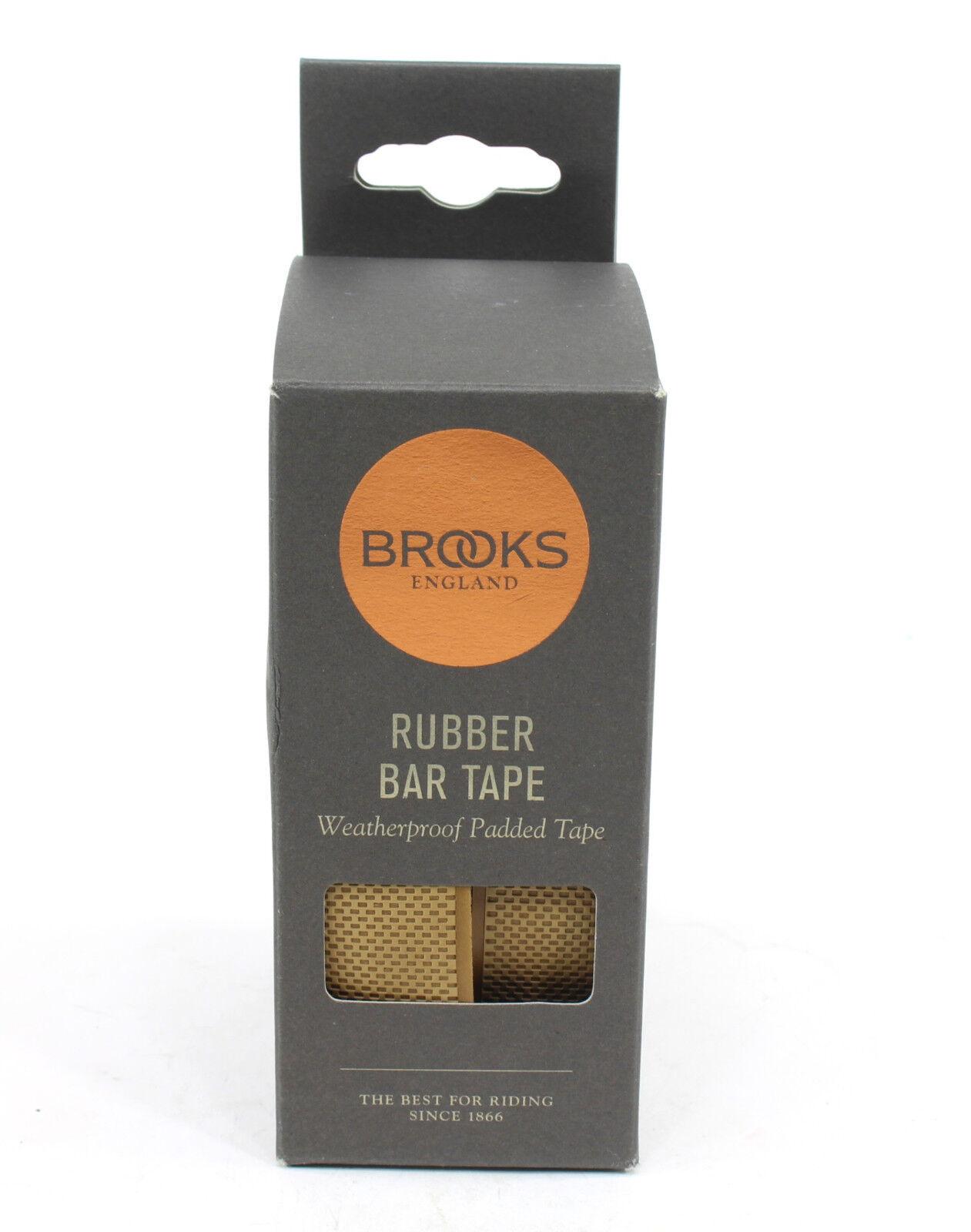 Brooks Cambium Rubber Bar Tape Natural Road CX