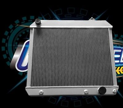 3 Row Aluminum Radiator /& Fans for 1963-1966 Chevy Truck C10 C20 C30 63 64 65 66