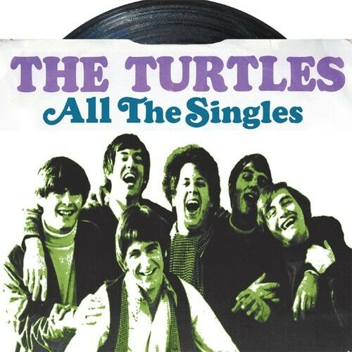 The Turtles - All The Singles [New CD]