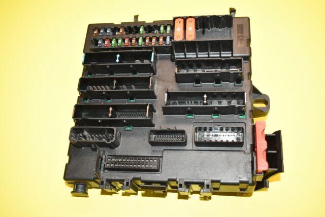 03 04 05 06 07 SAAB 9-3 93 Fuse Box Relay Box Rear Trunk ...