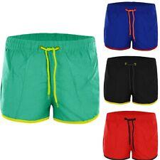 Costume Da Bagno Uomo Mare Fluo Boxer Piscina Pantaloncino Casual Shorts Corto