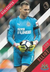 2017-18-Topps-Premier-League-or-Football-Cartes-a-Collectionner-92-Rob-Elliot