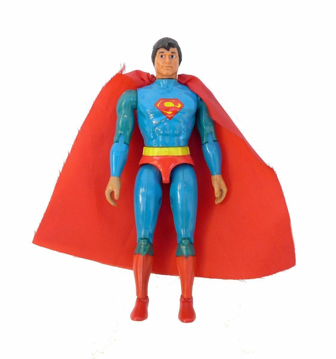 súperman Mego 1979 súperheroes Acción Figuras die cast in metal and plastic 15 c