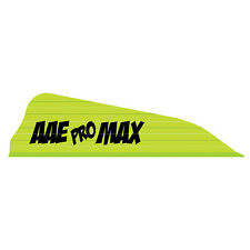 AAE Pro Max Vane Neon Green 100 Pack