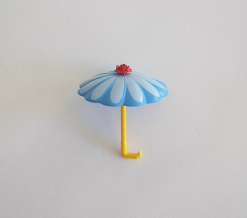 H813 Parapluie Ombrelle Bleu /& Jaune Enfants 4197 FEERIQUE PLAYMOBIL