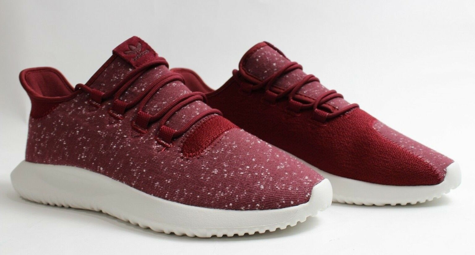 Adidas Originals Tubular Running Shadow Collegiate Burgundy White Running Tubular Shoes BY3571 aec7fb
