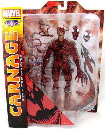 Carnage Diamond Select Action Figure Marvel