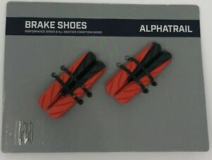 4x-bicicleta-balatas-llantas-freno-cantilever-V-Brake-intercambio-55mm