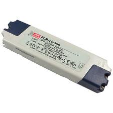 MEANWELL PLM-25-350 25W LED-Schaltnetzteil 42V-72V 350mA Konstantstrom 856532